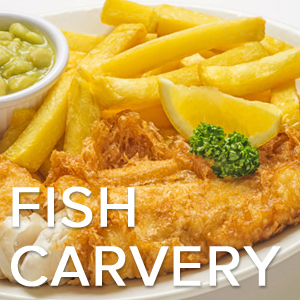 Fish Night at The Louth Pub, Mablethorpe