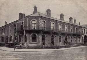 The Louth Hotel Circa 1914