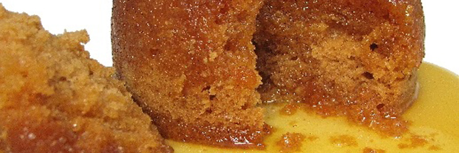Sponge Puddings Picture