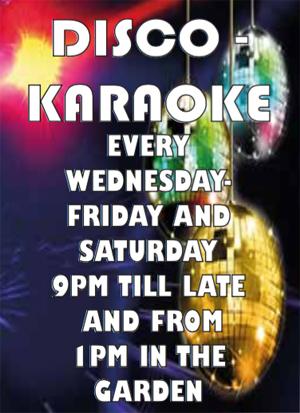 Disco Karaoke - click for more details