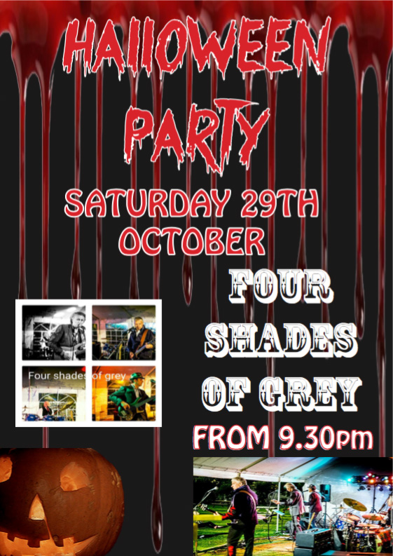Halloween Party - click for more details