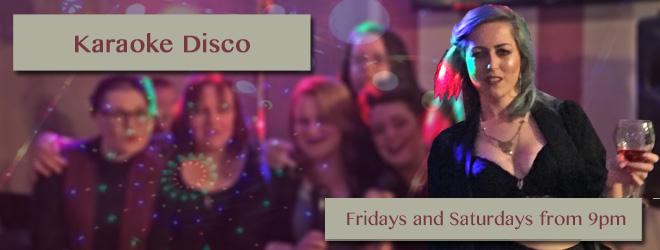 Karaoke Disco at The Louth